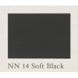 Möbelfarbe 'Soft Black' Eggshell 750 ml