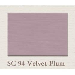 Möbelfarbe 'Velvet Plum' Matt 750 ml