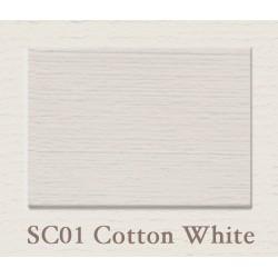 Möbelfarbe 'Cotton White' Eggshell 750 ml