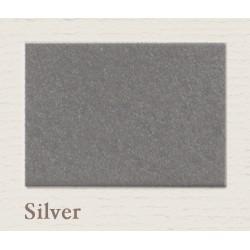 Metallicfarbe 'Silver' Eggshell 750 ml