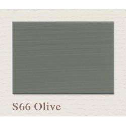 Möbelfarbe 'Olive' Matt 750 ml