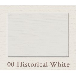 Wandfarbe 'Historical White' Emulsion 2500 ml