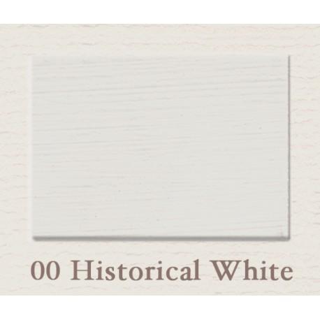 Wandfarbe 'Historical White' Emulsion 2500 ml