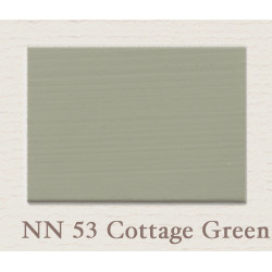 Wandfarbe 'Cottage Green' Emulsion 2500 ml